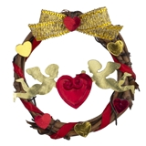 """Love is in the Air"" Wreath"