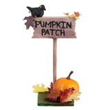 """Pumpkin Patch"" Sign"