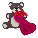 Beary Special Valentine Plaque