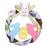 Hoppy Easter Wreath