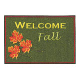 Welcome Fall Mat