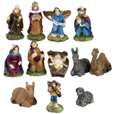 12-Pc. Nativity Set