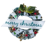 """Merry Christmas"" Wreath"