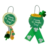 2-Pc. St. Patrick's Day Sign Set