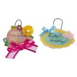 2-Pc. Easter Sign Set