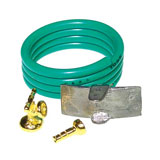 4-Pc Garden Hose Set