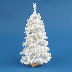 White Ultimate Christmas Tree