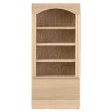 Four-Shelf Bookcase