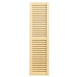 Large Louvered Shutter