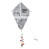 Newsprint Kite
