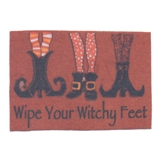 Wipe Your Witchy Feet Mat