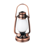 "Battery-Operated ""Oil"" Lamp"