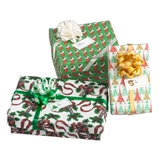 Red and Green 3-Pc. Gift Box Sets
