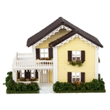 1/144 Scale Summer Dollhouse Kit