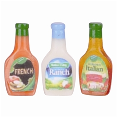 3-Pc. Salad Dressing Set