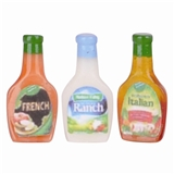 3-Pc Salad Dressing Set