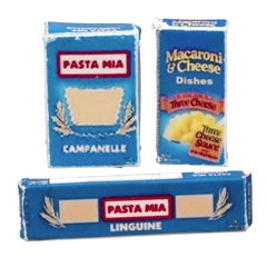 Three Piece Pasta Set