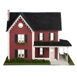 1/48 Scale Farmhouse Kit