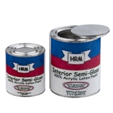 Set of Two Paint Cans