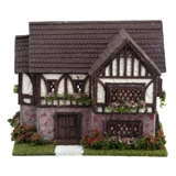 1/144 Scale Tudor Dollhouse Kit