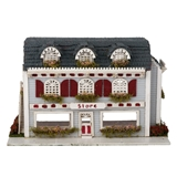 1/144 Scale Victorian Store Kit