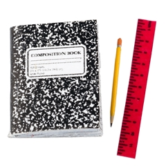 3-Pc. Composition Book Set