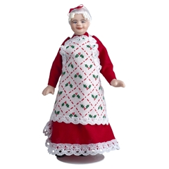 Mrs. Claus Doll
