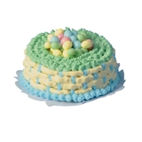 Easter Eggs  inchBasket inch Cake