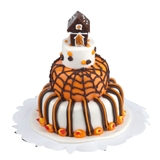Spider's Hollow 3-Tier Cake
