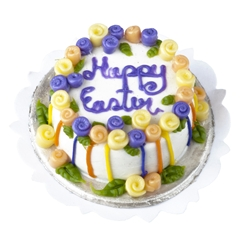 """Happy Easter"" Cake"