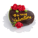 """Be My Valentine"" Heart Cake"