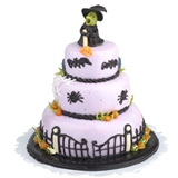 Witch's Lair 3-Tier Cake