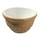Small Embossed Mixing Bowl