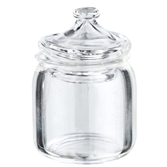 Large Glass Jar