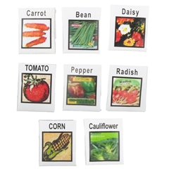 8 Seed Packets
