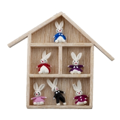 Tiny Bunny Shadowbox