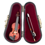 Violin with Bow & Case