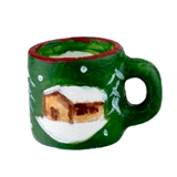 Winter Cottage Mug