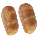 A Pair of French Bread Rolls