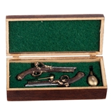 Dueling Pistols in Wooden Case