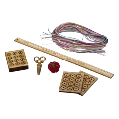 15-Pc Sewing Set Mini Kit