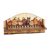 Halloween Peg Shelf Kit