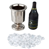 Champagne Bucket with Ice