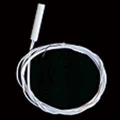 7/16 Inch Candle Socket with 12 Inch White Wires
