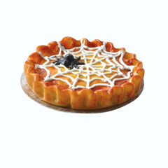 Spider Web Pie