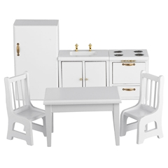 6-Pc Traditional Kitchen Set