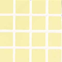 Yellow with White Grout Tile Sheet