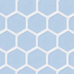 Blue Large Hexagon Tile Sheet