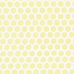 Yellow Small Hexagon Tile Sheet