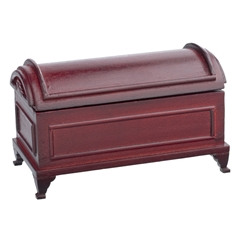 Domed Blanket Chest